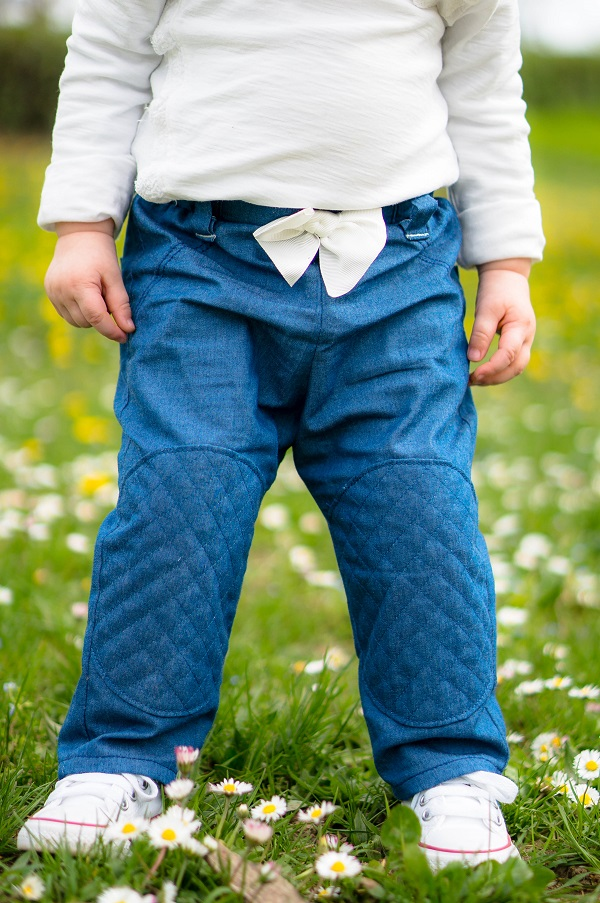 Pantalon Baggy Woogie FIlle